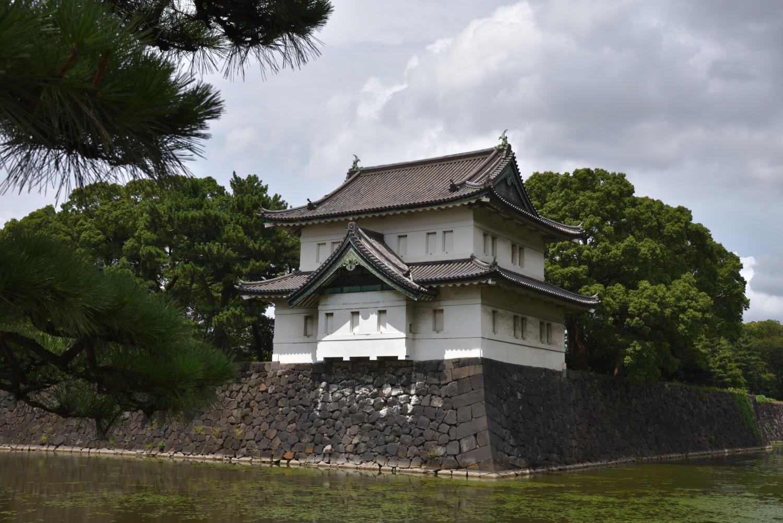 Pałac Cesarski w Tokio i jego ogrody