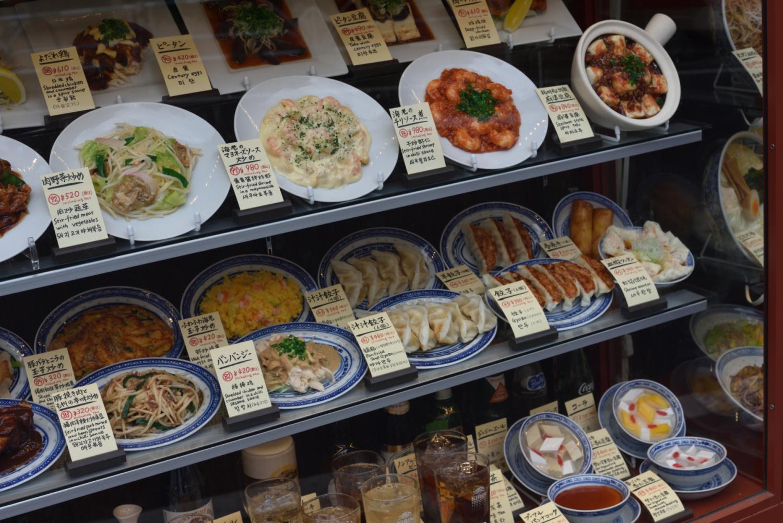 Jedzenie w Tokio