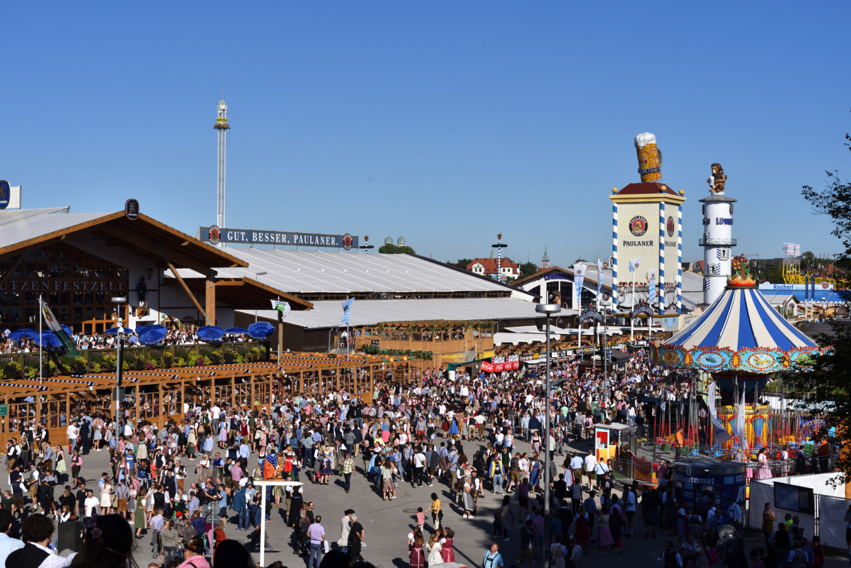 Oktoberfest 2019 w Monachium