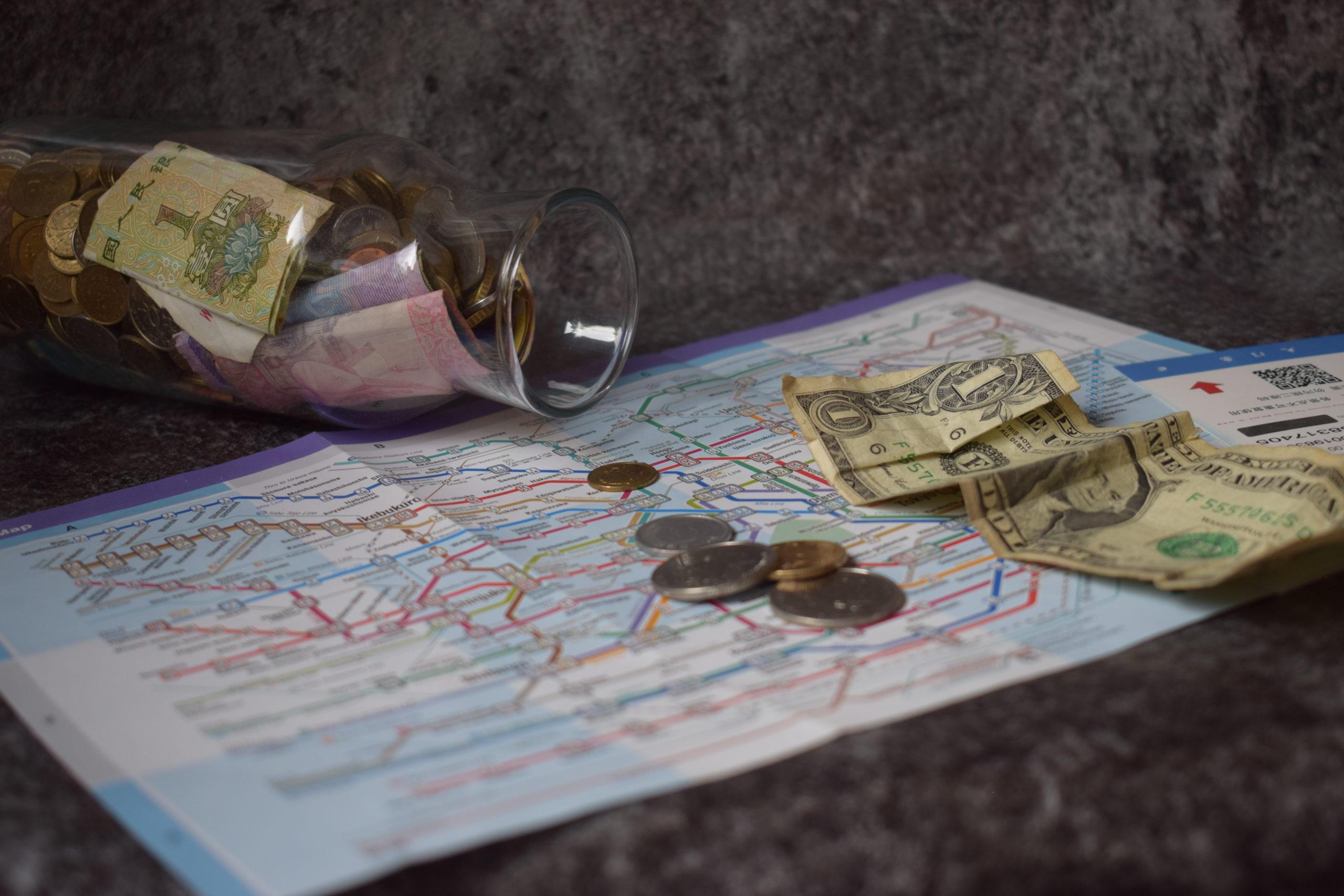 5 powodów, dla których nie wybrałabym się w podróż za 1$ dziennie