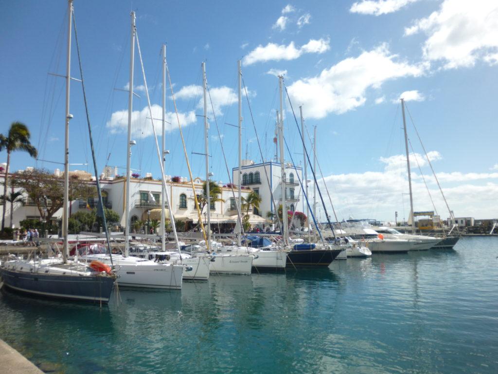 Delphia 47 - 4 Oceans' Dream w Port Mogan na Gran Canarii