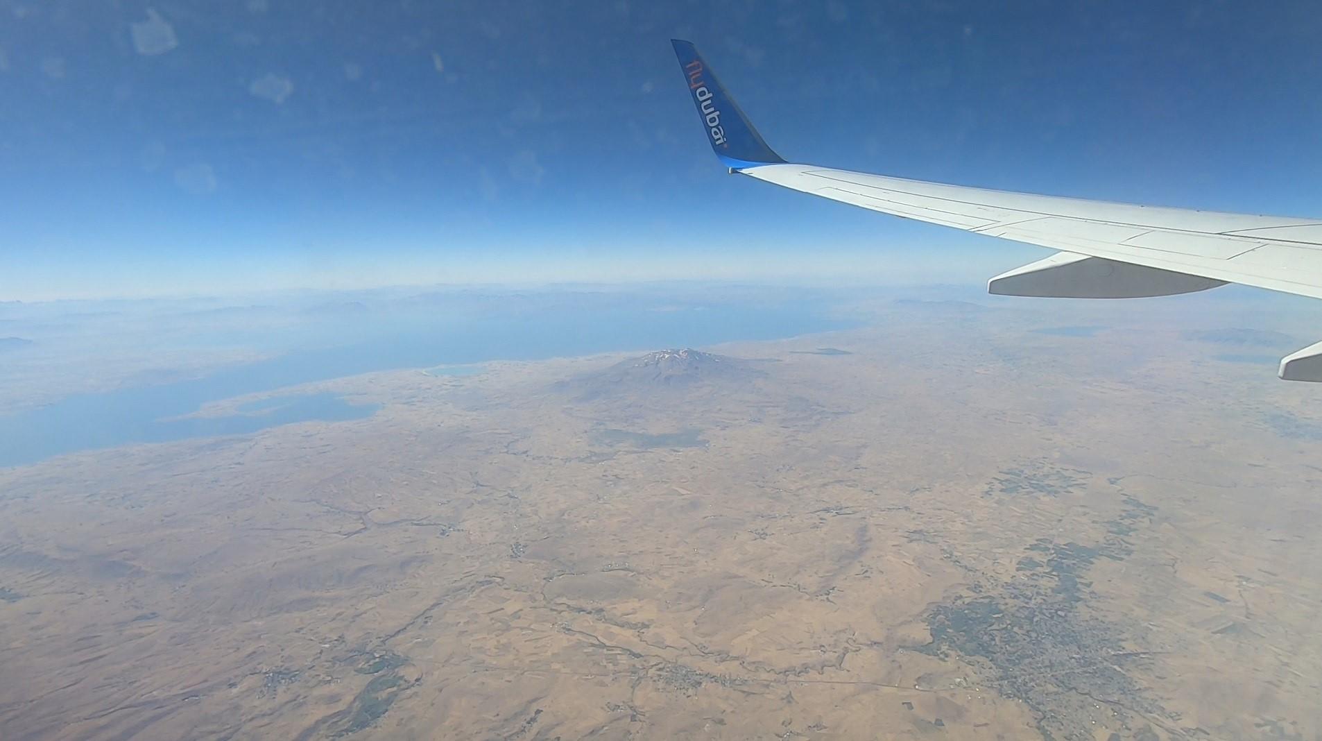 Mój strach przed lataniem