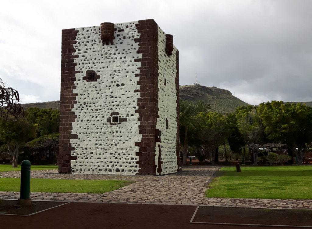 San Sebastian de la Gomera - zabytkowy fort obronny