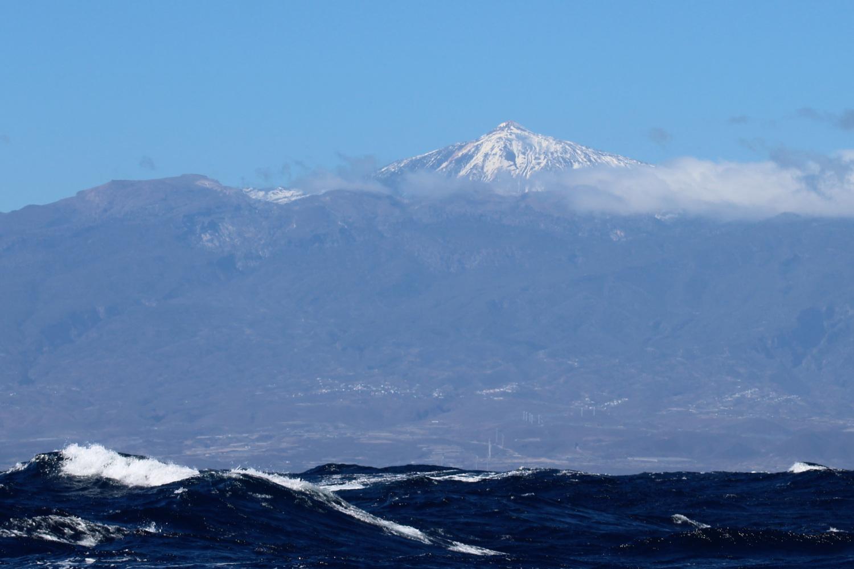 Teneryfa – początkowa i końcowa wyspa rejsu