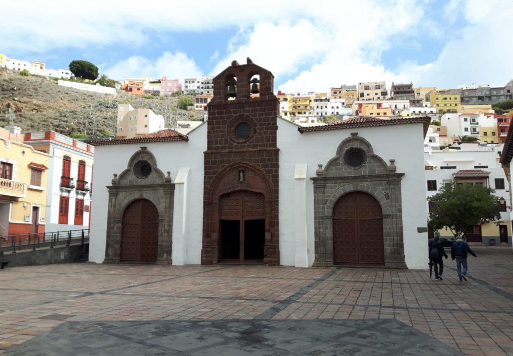 San Sebastian de la Gomera - zabytkowy kościół