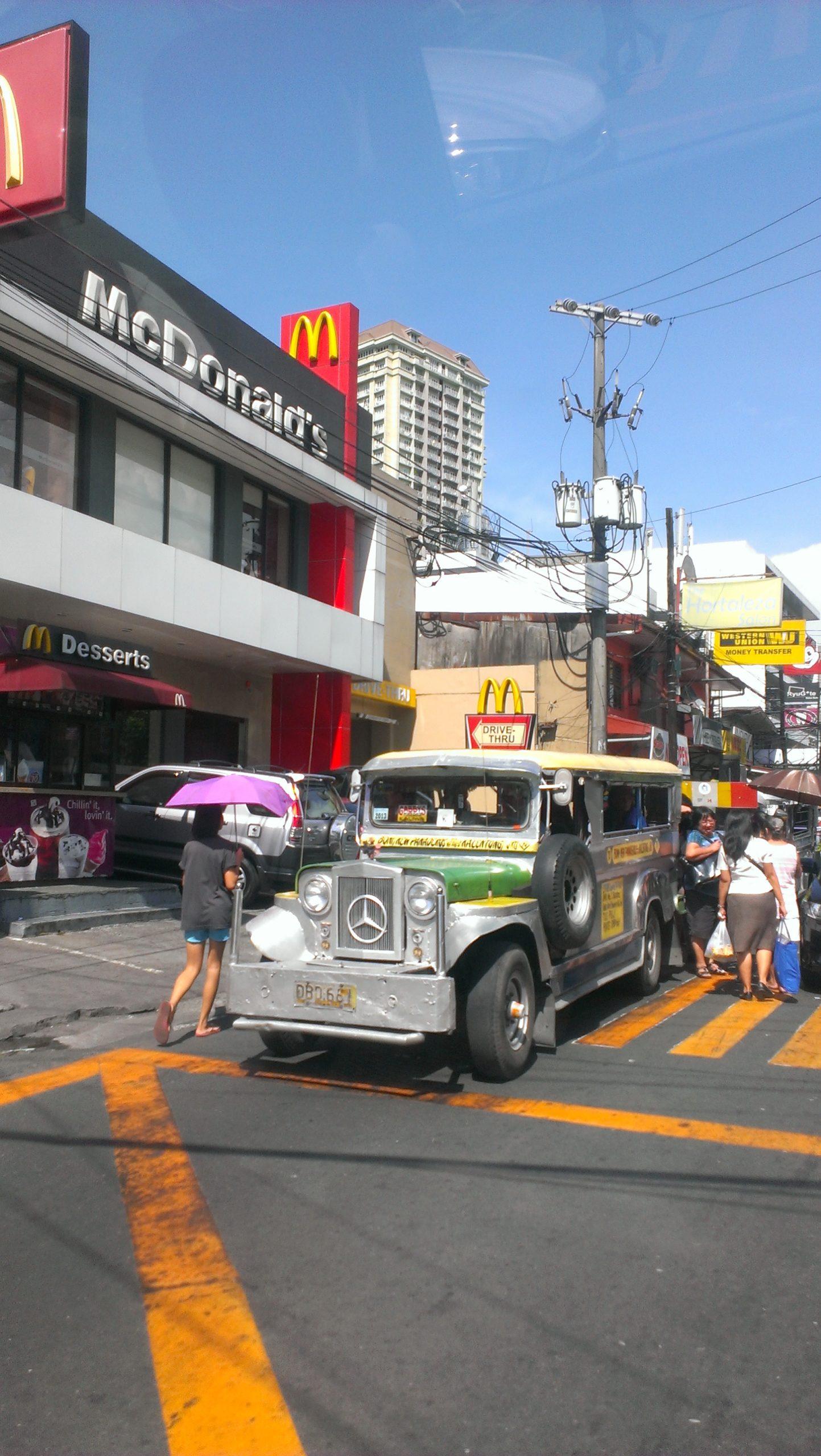 Gdy tanie loty wejdą za mocno – stolica Filipin w 26 godzin