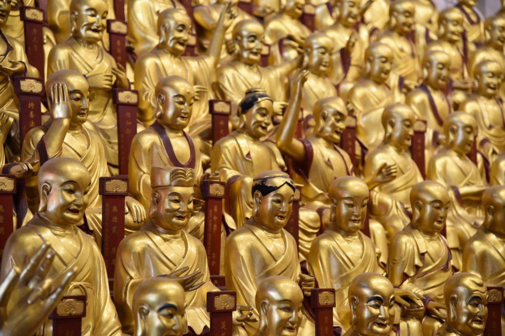 Świątynie, które należy zobaczyć w Szanghaju