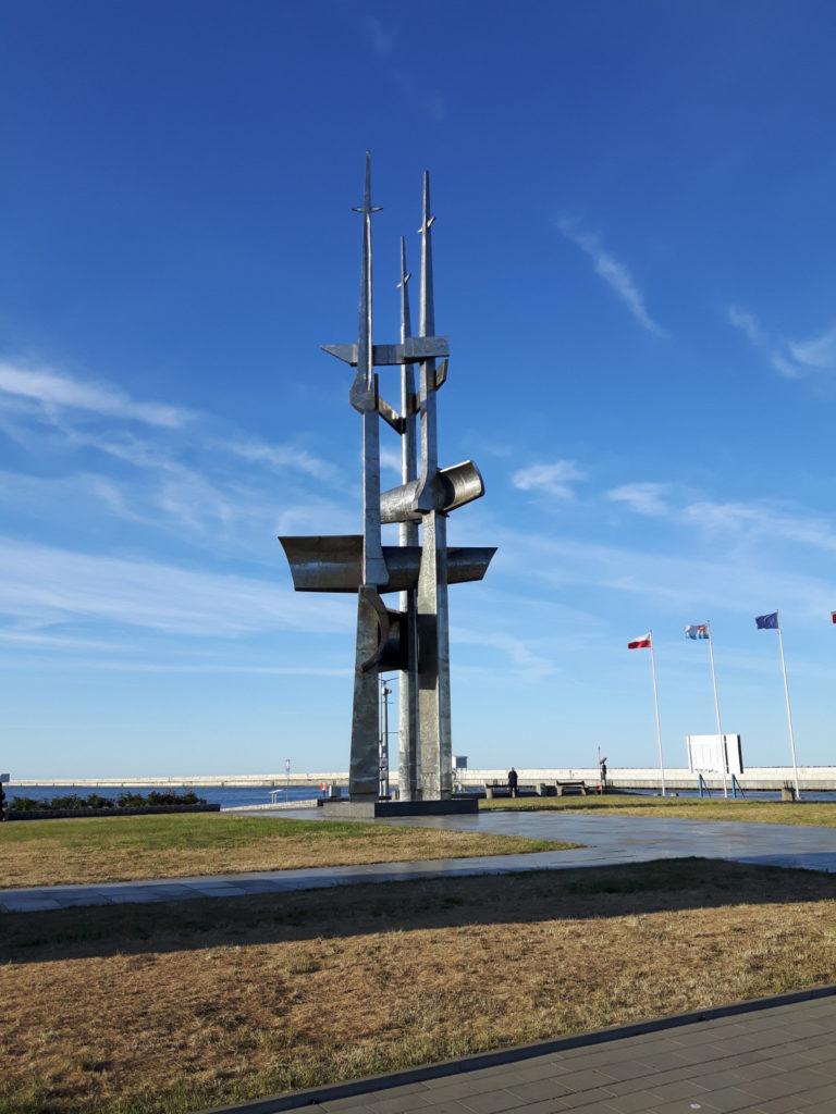 Pomnik Żagle w Gdyni