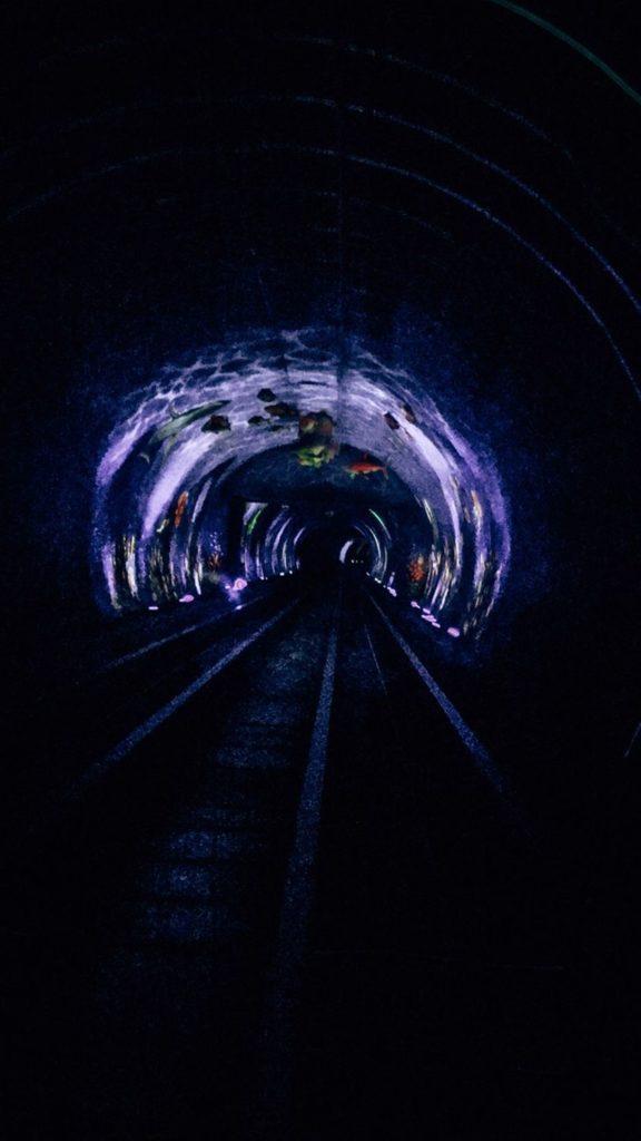 chiny Szanghaj tunel pod Bund