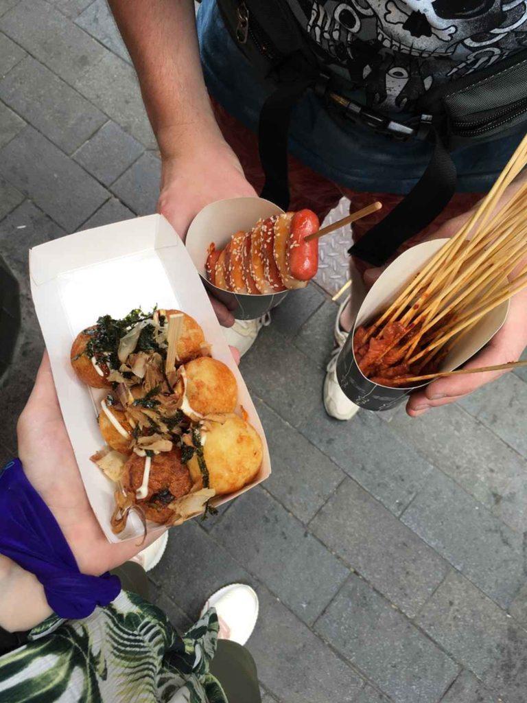 street food - na sam widok cieknie ślinka!