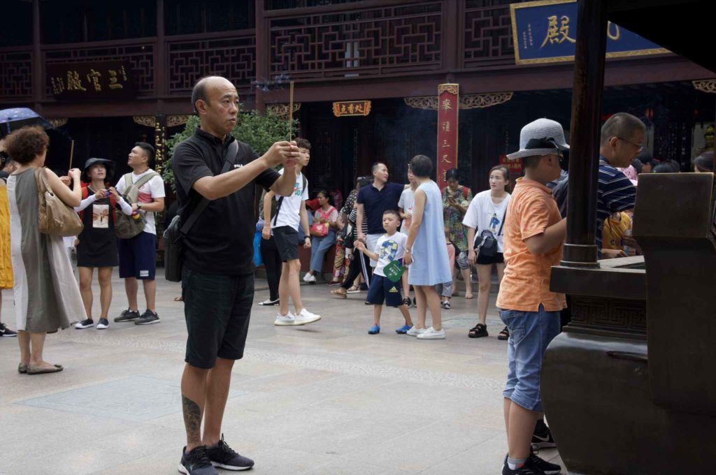 chiny szanghaj swiatynia rytualy. świątynie Szanghaju. świątynie szanghaju