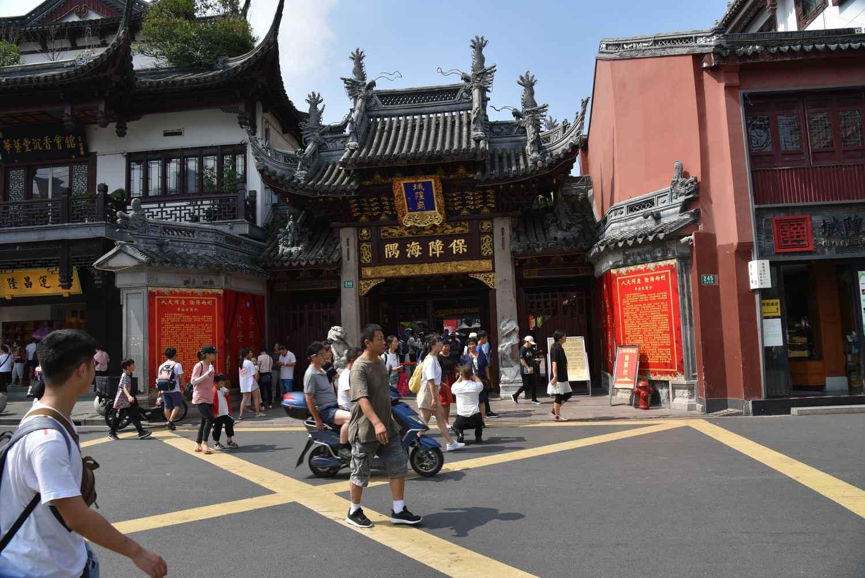 3 powody dla których musicie odwiedzić Yuyuan Garden
