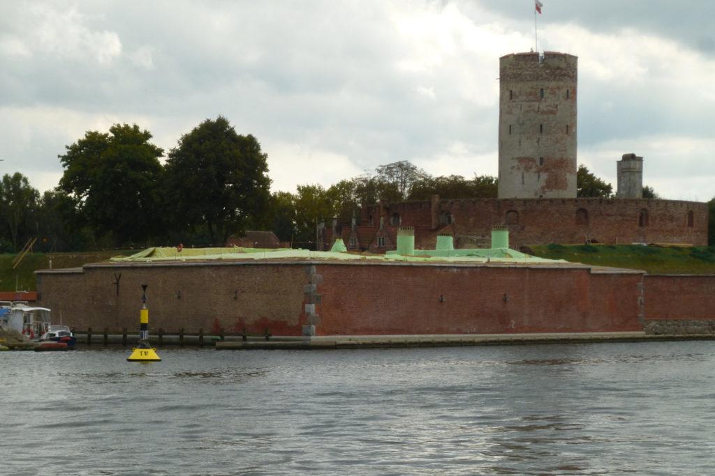 Twierdza Wisłoujście w Gdańsku