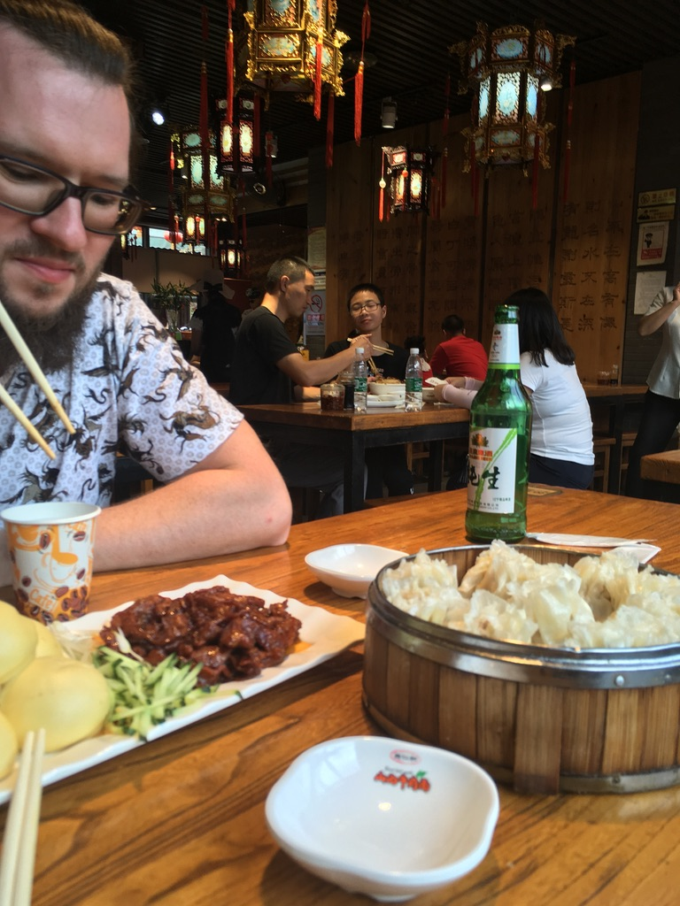 pekin chiny, kuchnia chińska pekin